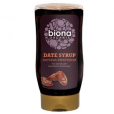 Biona / Date Syrup - Squeezy Bottle 350g