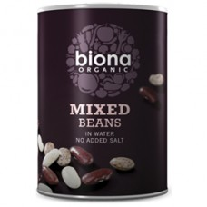 Biona / Mixed Beans - tinned 400g