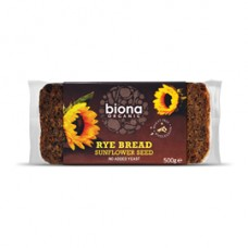 Biona / Rye Bread with Sunflower Seed 500g