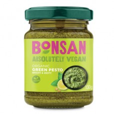 Bonsan / Pesto - Vegan Green 130g