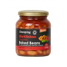 Clearspring / Bio Kitchen - Baked Beans 350g