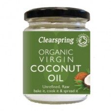 Clearspring / Coconut Oil 200 gr.
