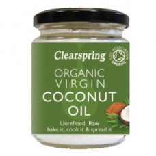 Clearspring Coconut Oil 400 gr.