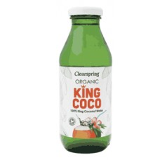 Clearspring / King Coconut Water 350 ml