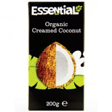 Essential / Creamed Coconut 200g