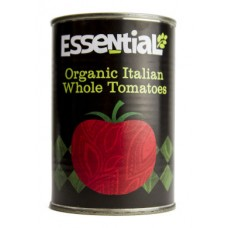 Essential / Tomatoes Tinned Whole 400g