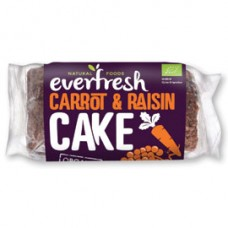 Everfresh Natural Foods / Carrot and Raisin Cake with Sprouted Grain 400g