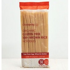Clearspring / Gluten Free Noodles 100% Brown Rice  200g