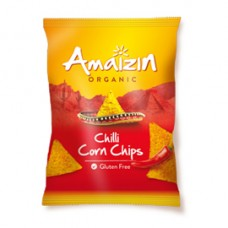 Amaizin / Tortilla Chips - Chilli 75g