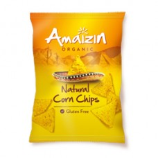 Amaizin / Tortilla Chips - Natural 150 gr.