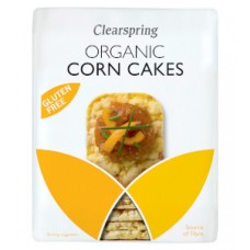 Clearspring / Corn Cakes 130g