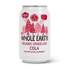 Whole Earth-Cola Organic sparkling drink 330ml