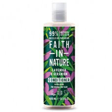 Faith in Nature / Conditioner - Lavender & Geranium 	400ml