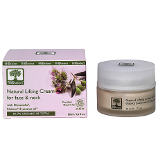 Bioselect NATURAL LIFTING CREAM FOR FACE & NECK (50ML)