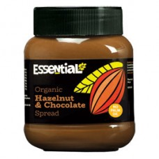 Essential / Hazelnut Chocolate Spread (Palm Oil Free) 400gr