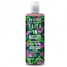 Faith in Nature / Shampoo - Lavender&Geranium 400ML