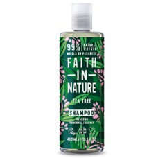 Faith in Nature / Shampoo - Tea Tree 400ml
