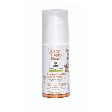 Bioselect BABY SUN CARE MILK/ HIGH PROTECTION SPF 30 (100ML)